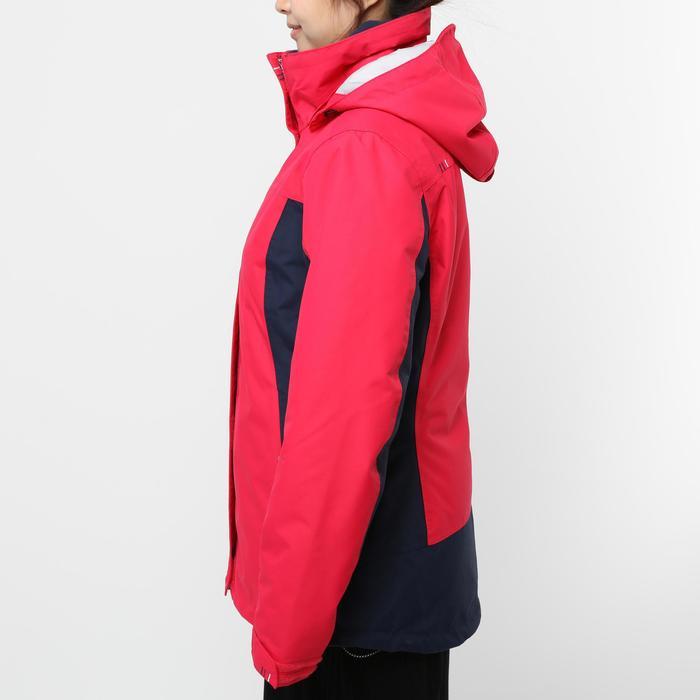 100 Women's Sailing Jacket - Pink - 1235132