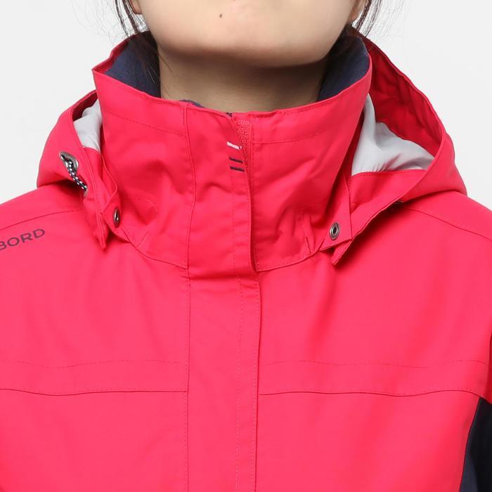 100 Women's Sailing Jacket - Pink - 1235134