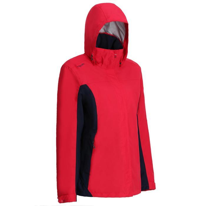100 Women's Sailing Jacket - Pink - 1235136