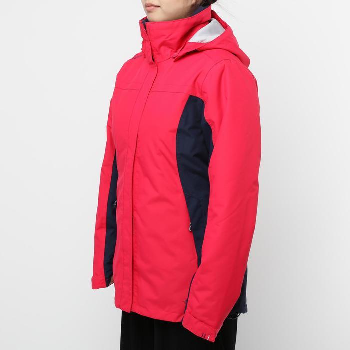 100 Women's Sailing Jacket - Pink - 1235137
