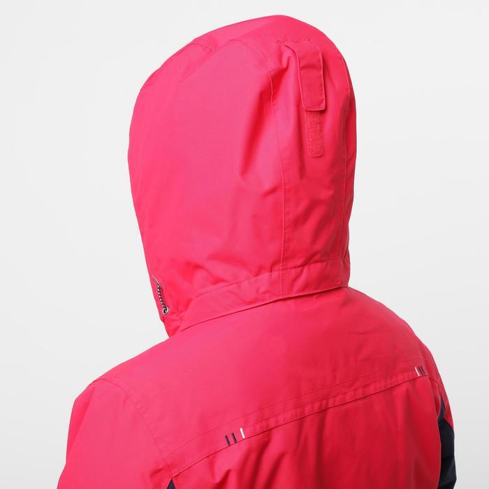 100 Women's Sailing Jacket - Pink - 1235138