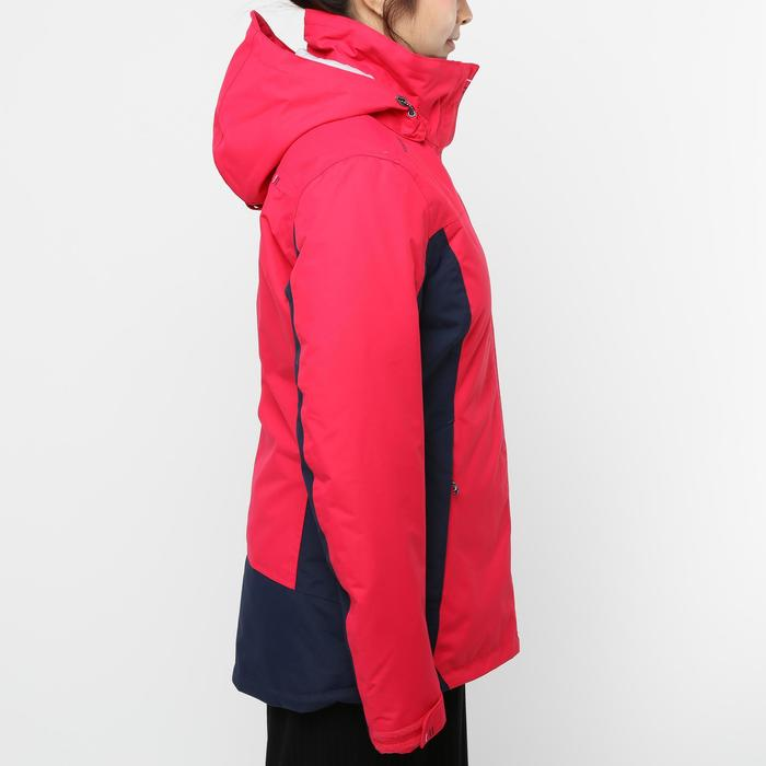 100 Women's Sailing Jacket - Pink - 1235142