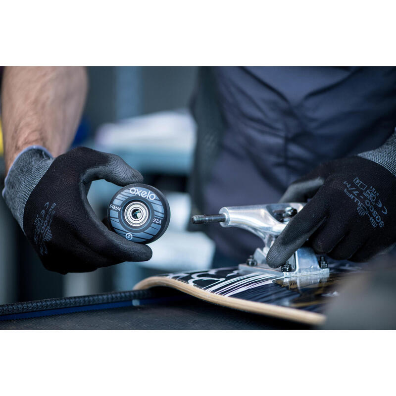 Sustitución de 2 ruedas y/o 4 rodamientos de patinete