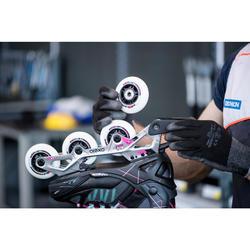 Austausch der 4 Rollen und/oder 8 Laufrollen Inline-Skates oder Rollschuhe