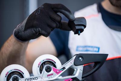 Changement de tampon de frein roller/quad, de plaquettes ou de kit de freinage