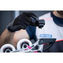 Austausch des/der Bremsstopper für Inline-Skates und Rollschuhe