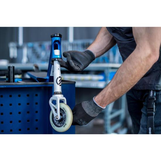 Changement de fourche de trottinette ou de truck de skate - 1235170