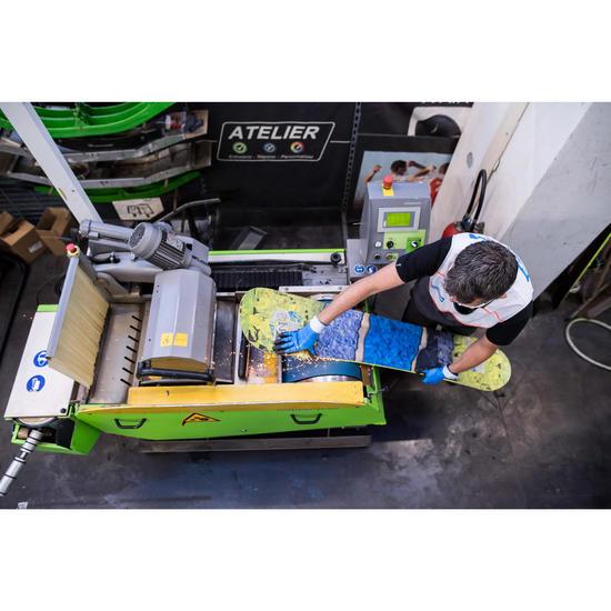 Snowboard kleiner Service Belag & Kanten schleifen, wachsen