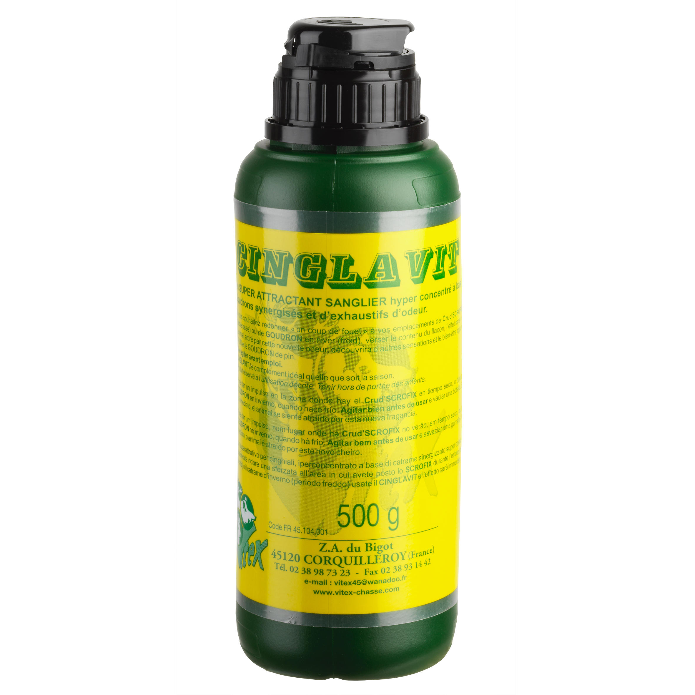 Vitex Lokmiddel everzwijn Cinglavit 500 g