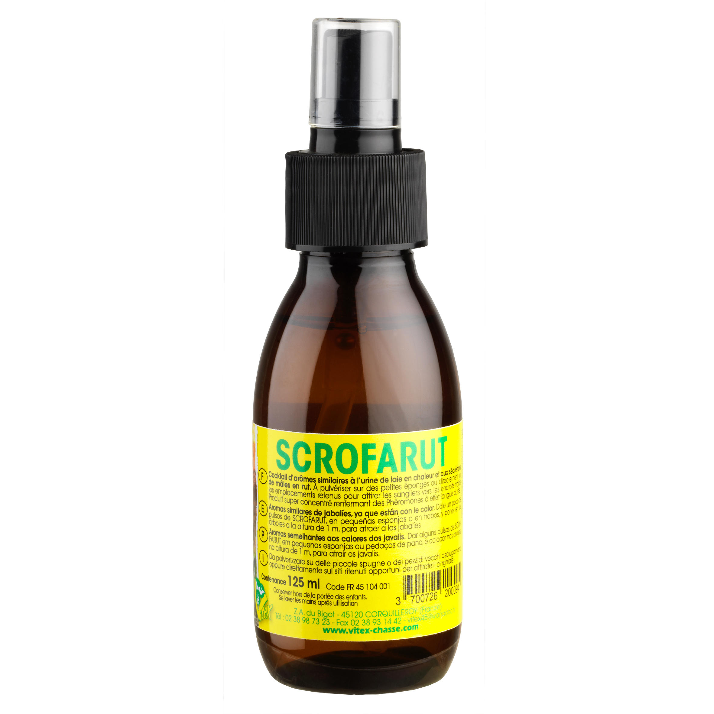 Atractant Scrofarut 125 ml