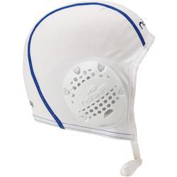 Waterpolocap 500 volwassenen wit