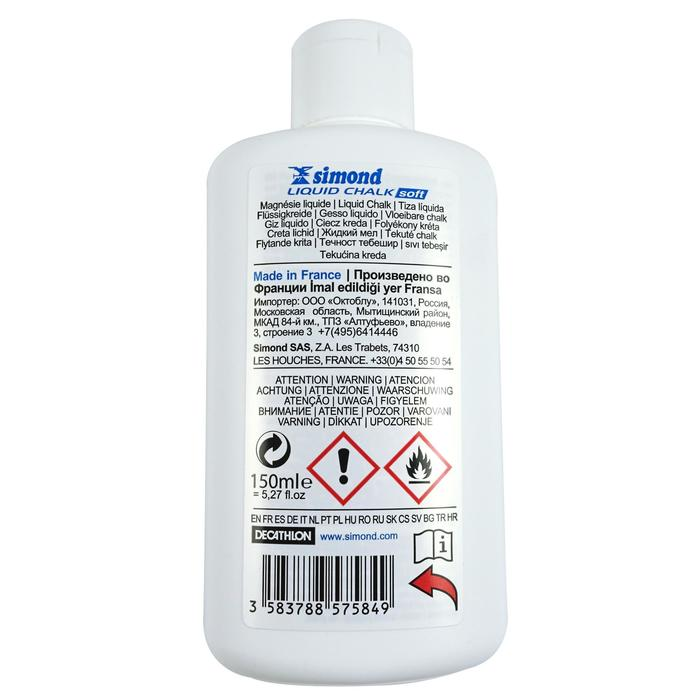 Magnesia Liquid Chalk Soft