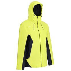男士保暖航海運動油布雨衣 100 - 黃色