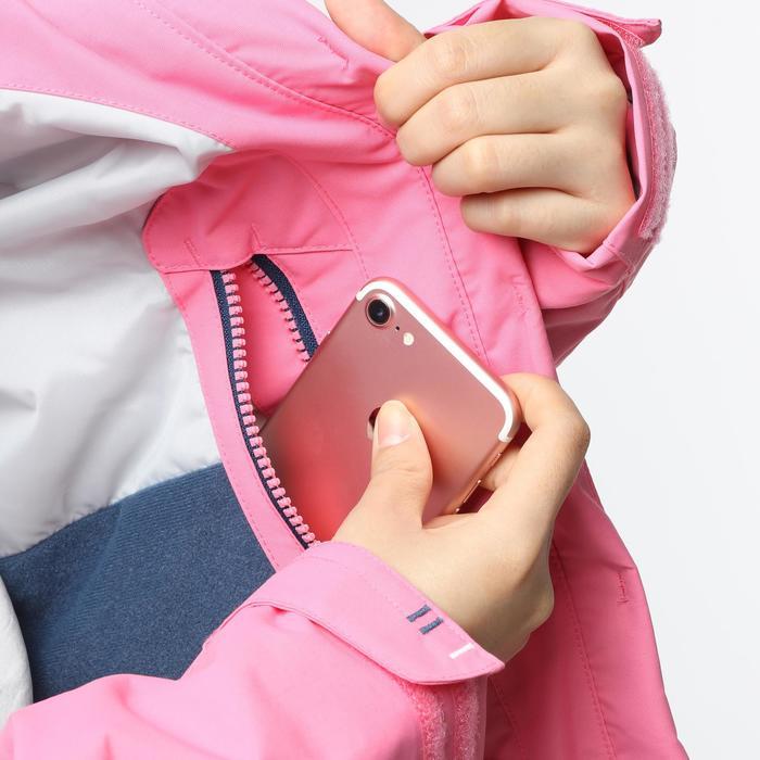 100 Women's Sailing Jacket - Pink - 1236142