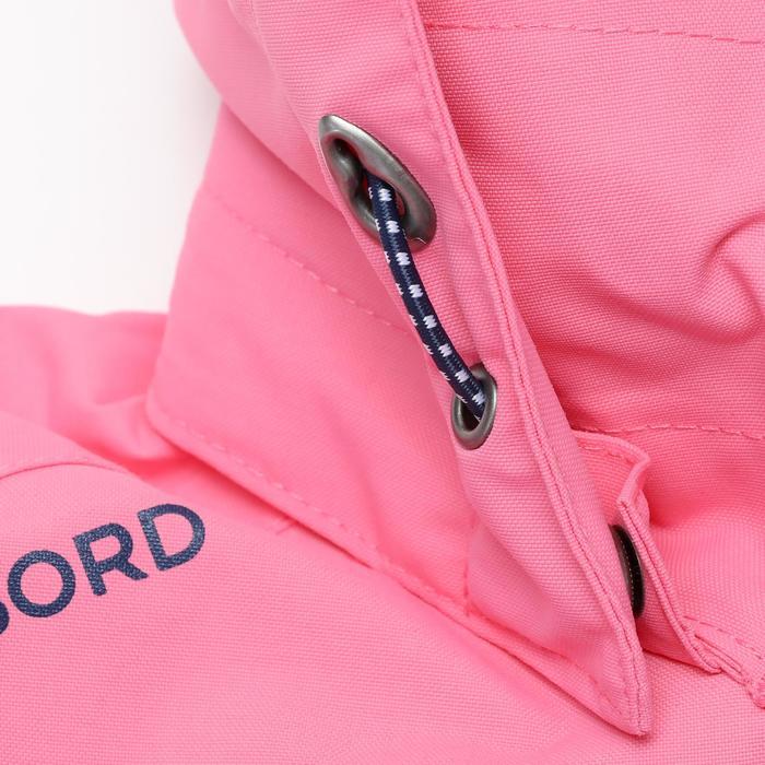 100 Women's Sailing Jacket - Pink - 1236143