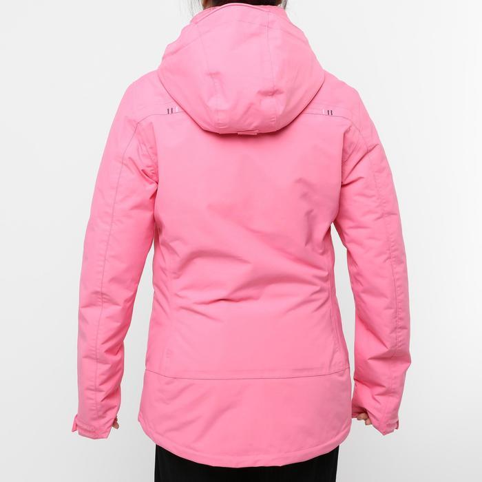 100 Women's Sailing Jacket - Pink - 1236145