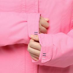 100 女款航海保暖外套-亮粉紅