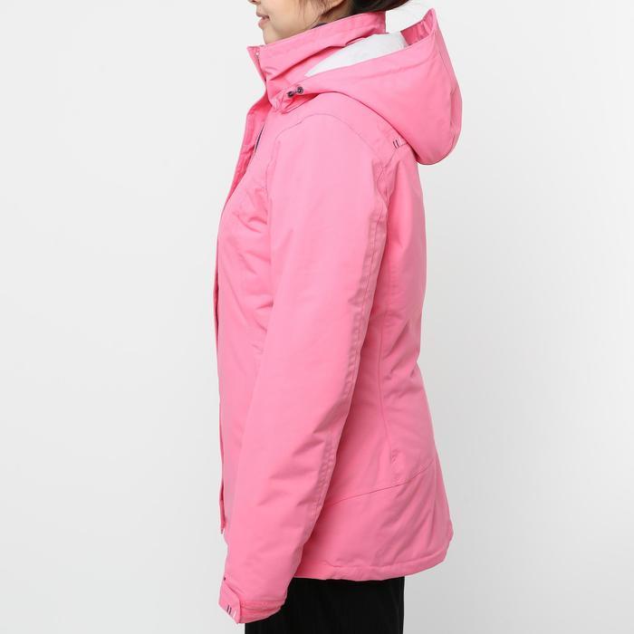 100 Women's Sailing Jacket - Pink - 1236148