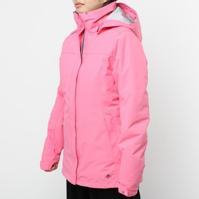 100 Women's Sailing Jacket - Pink - 1236149