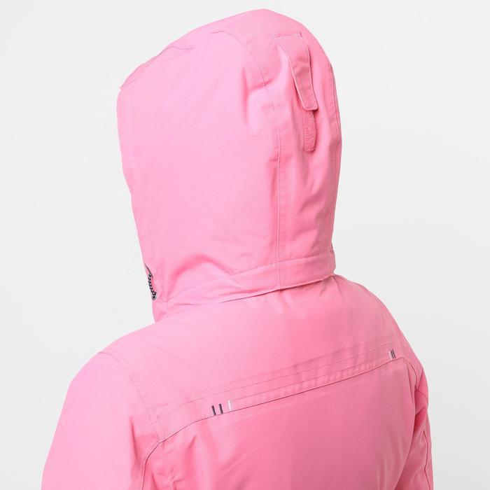 100 Women's Sailing Jacket - Pink - 1236151