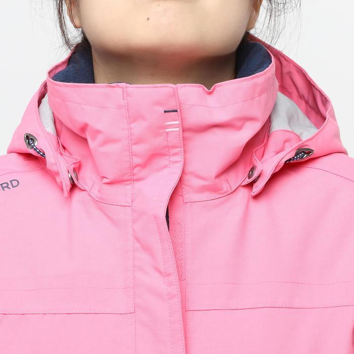 100 Women's Sailing Jacket - Pink - 1236152