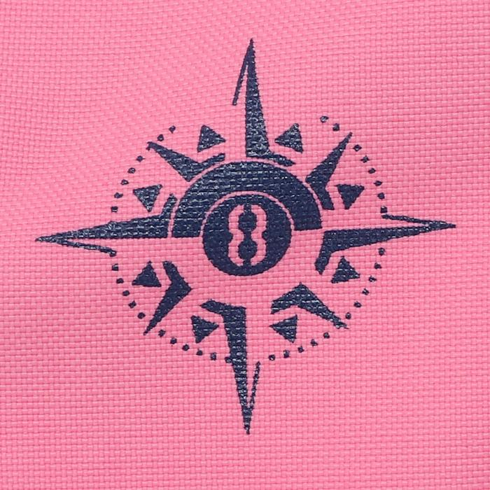 100 Women's Sailing Jacket - Pink - 1236153