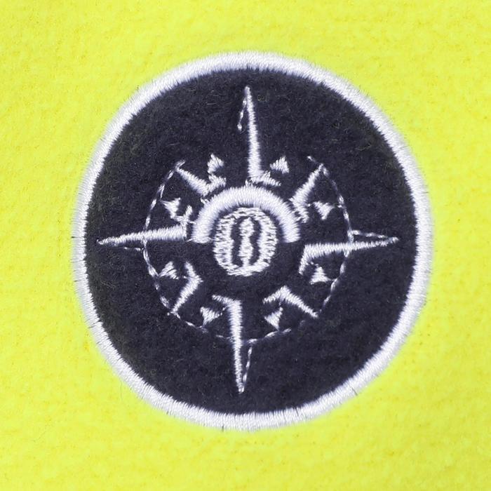 100 Kids' Sailing Fleece - Yellow CN