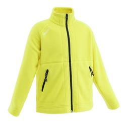100 Kids' Sailing Fleece - Yellow CN