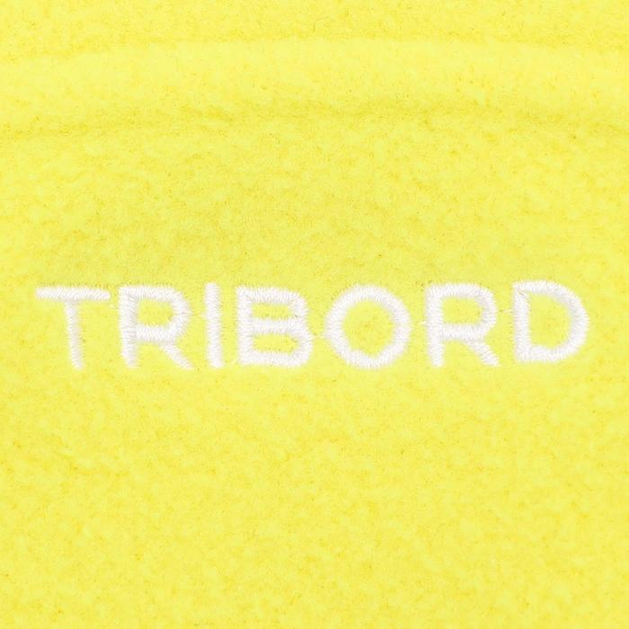 兒童款航海刷毛100-黃色