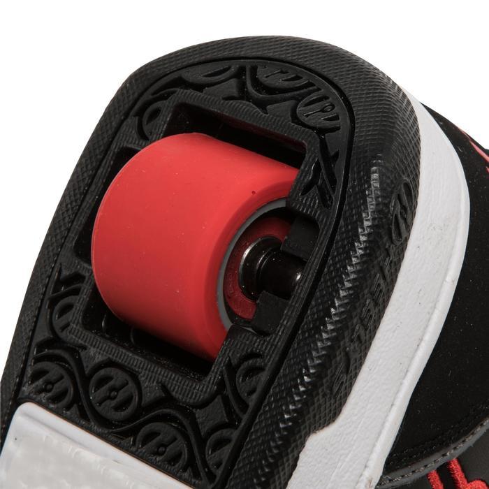 40b98cfa46c9ea Heelys Schuhe mit Fersenrollen Propel 2.0 schwarz rot