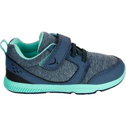 I MOVE 17 GRIS/TURQUOISE