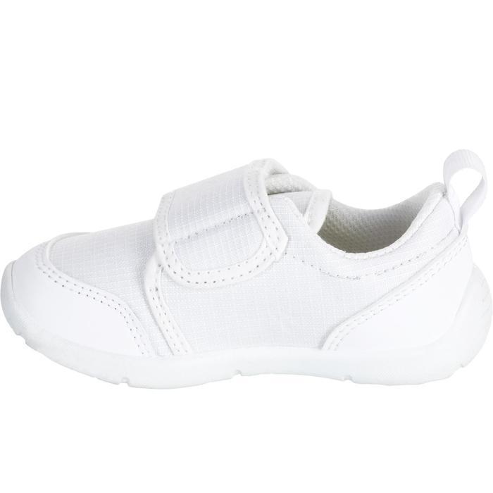 Zapatillas Gimnasia Bebé Domyos I Learn FIrst Bebé Blanca