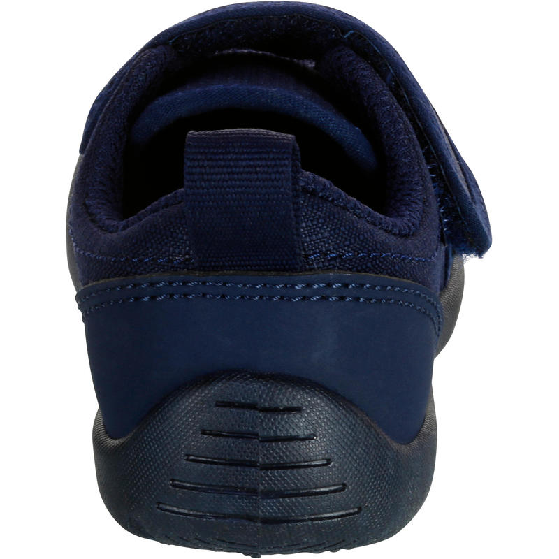 Baby Gym Shoe 100- Navy Blue