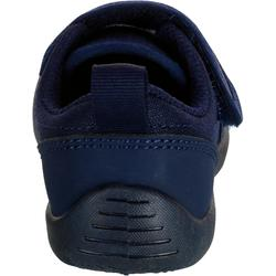 Schoentjes 100 I Learn First voor kleutergym marineblauw