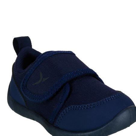 Calzado Gimnasia Bebé Domyos 100 Azul Marino Desde 20 Hasta 24