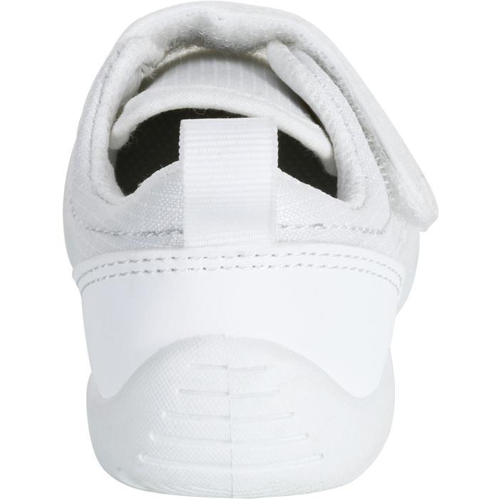 Schoentjes 100 I Learn First voor kleutergym wit