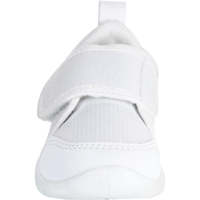 100 I Learn First Gym Shoes - White