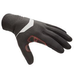 Neopreen zeilhandschoenen 900 1 mm zwart