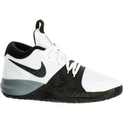 Basketbalschoenen Nike Assertion wit/zwart