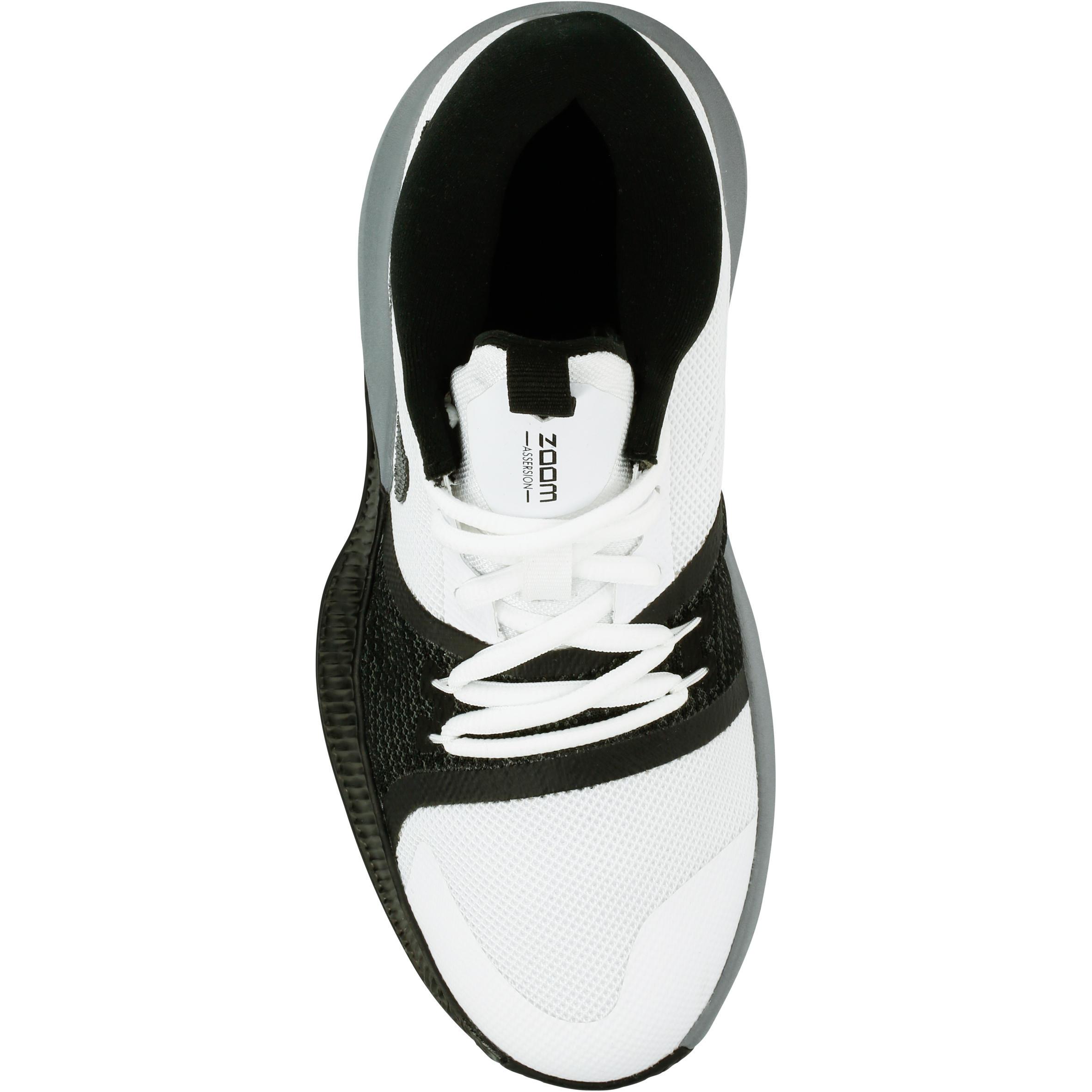 Nike Blanche Chaussure Basketball De Noire Assertion 8oxwkn0p dCxhsQtr