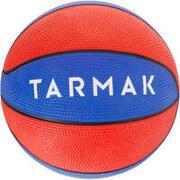 Košarkarska žoga MINI B za otroke (velikost 1)Od 3. do 4. leta.