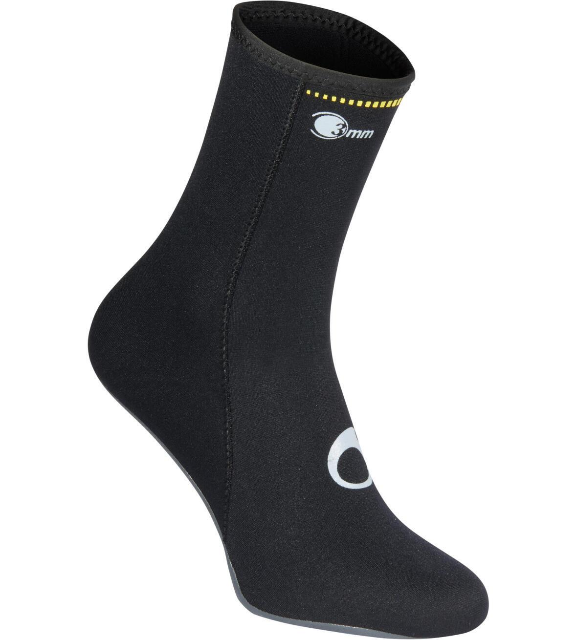 diving socks scd 500 3mm