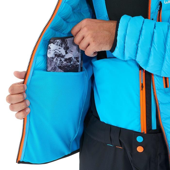 Veste de ski freeride homme free 900 noire - 1236880