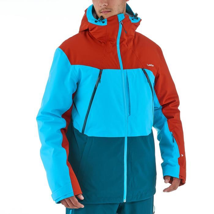 Veste de ski freeride homme free 700 ketchup - 1236903