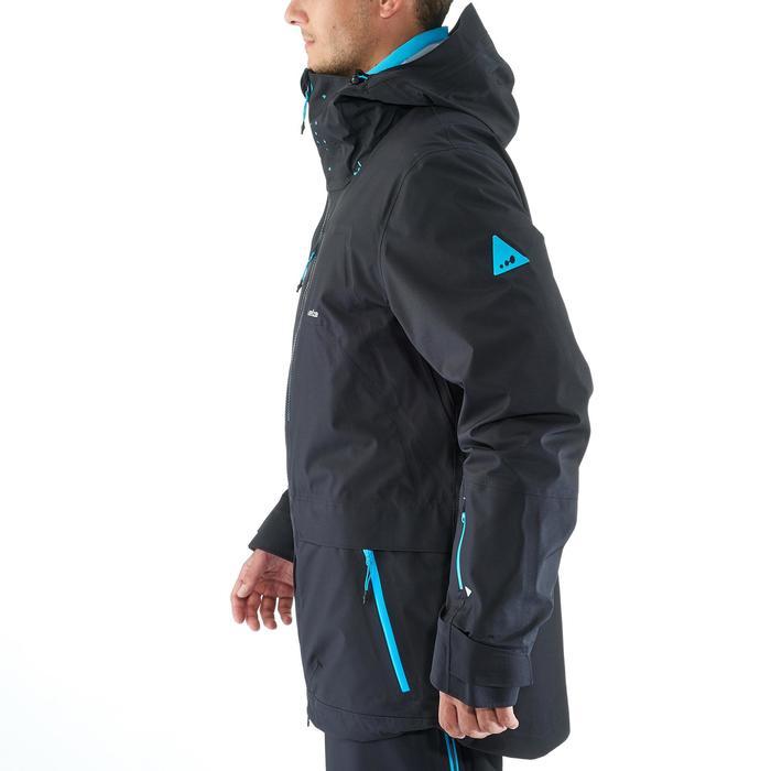 Veste de ski freeride homme free 900 noire - 1236930