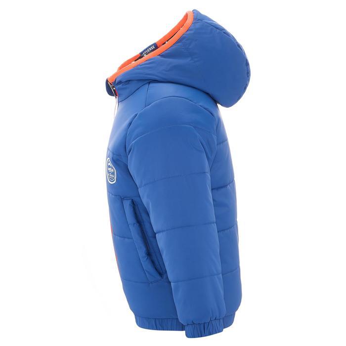 VESTE SKI ENFANT WARM REVERSE ROSE MOTIF CRISTAUX - 1236942