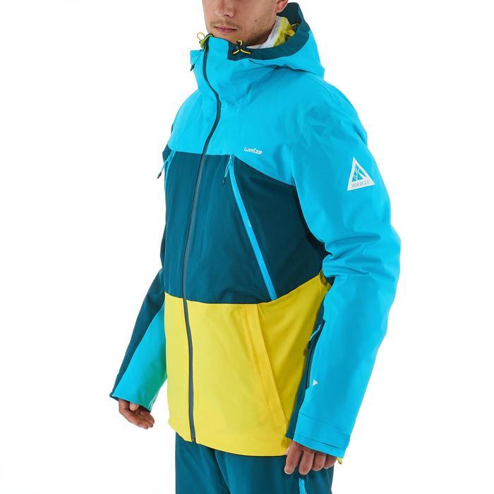 Veste de ski freeride homme free 700 ketchup - 1236946