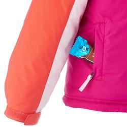Ski-jas voor kinderen SKI-P JKT 100 roze