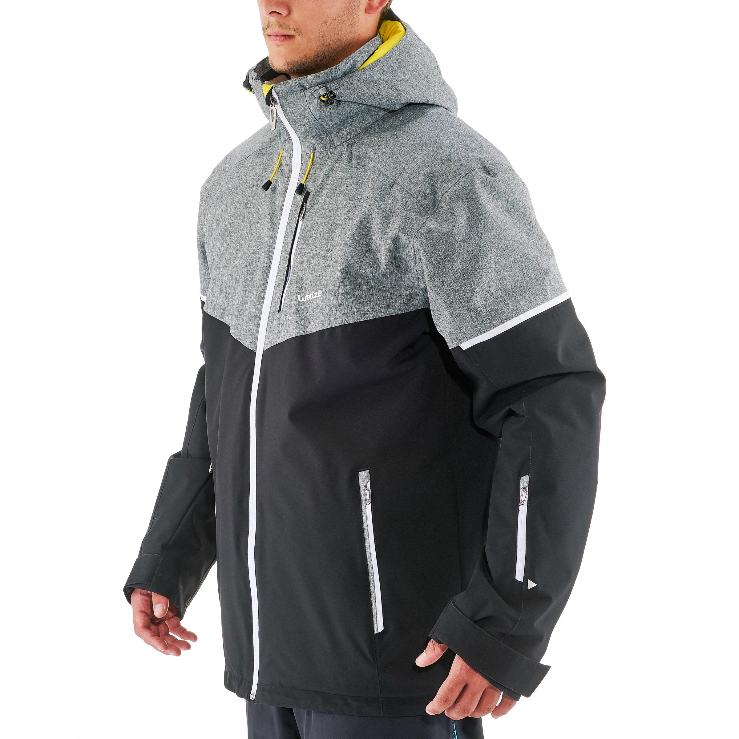 Manteau Homme De Noir Montagne Toute Ski Am580 JT3FKcul15
