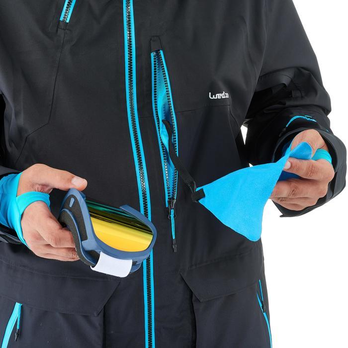 Veste de ski freeride homme free 900 noire - 1236989
